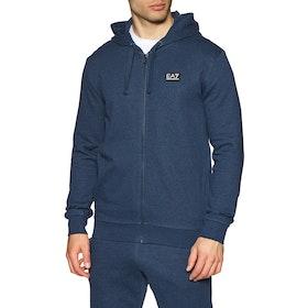 Maglione Uomo EA7 Sweatshirt 3 - Avio Melange