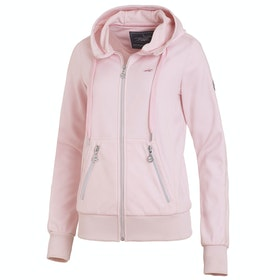 Schockemöhle Candy Ladies Zip Hoody - Dusty Rose