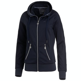Schockemöhle Candy Ladies Zip Hoody - Moonlight Blue