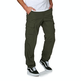 Carhartt Regular Cargo Pants - Cypress Rinsed