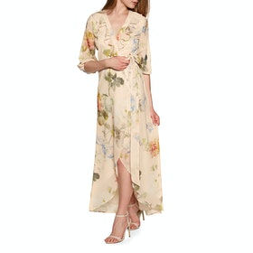 Abito Donna Hope & Ivy The Rafaela - Ivory Floral