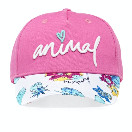 Animal Blossom Girls Cap