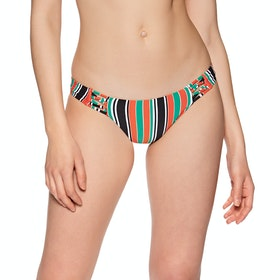 Billabong Tropic Womens Bikini Bottoms - Stripes