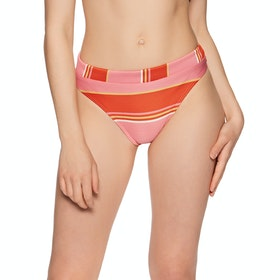 Billabong Tanlines Maui Rider Womens Bikini Bottoms - Samba
