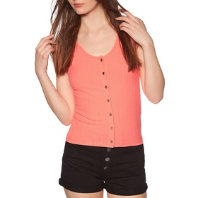 Billabong Find A Way Womens Tank Vest - Coral Kiss