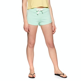 Element Don't Dare Womens Shorts - Brook Green