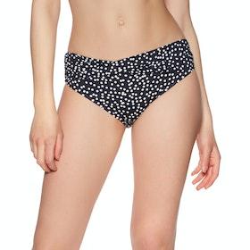 Joules Belle Bikini Bottoms - Navy Spot