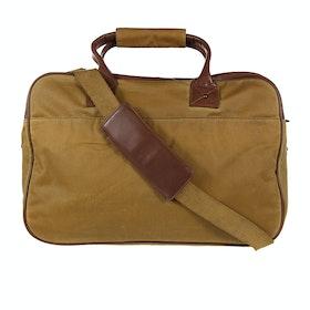 Grenson Canvas Holdall Duffle Bag - Khaki