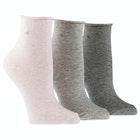 Calvin Klein 3 Pack Juliet Women's Socks