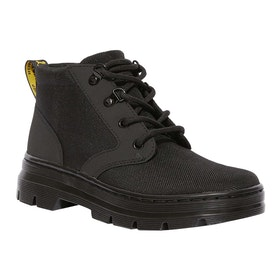Dr Martens Bonny Laarzen - Black Extra Tough Nylon & Black Ajax