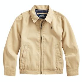 Polo Ralph Lauren Bi Swing Wb Jacket - Classic Khaki