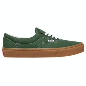 Vans Era Gum Trainers - Greener Pastures True White