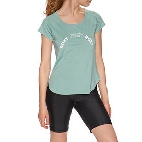 Roxy Keep Training , Kortärmad T-shirt Dam - Canton