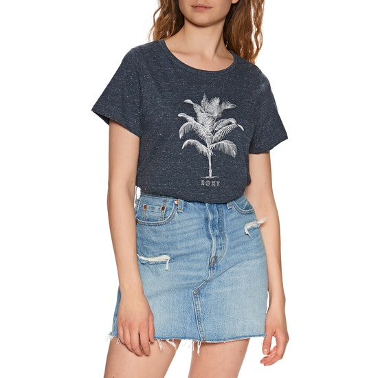Roxy Today Good Day Womens Short Sleeve T-Shirt