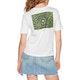T-Shirt à Manche Courte Femme Element Nat Geo