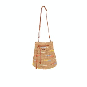 Protest Bilberry Womens Beach Bag - Coconut