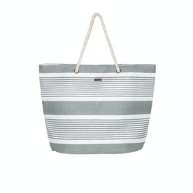 Protest Dill Beach Bag - Grey Day