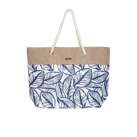 Protest Pineapple Beach Bag - Ground Blue