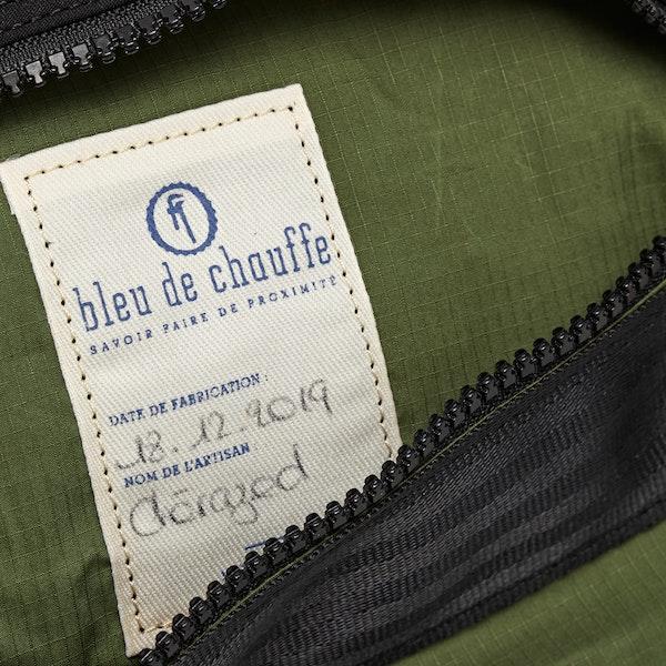 Bleu De Chauffe Bastille 8L Waist Bag + Handtasche
