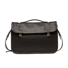 Bleu De Chauffe Groucho Satchel - Tanned Leather