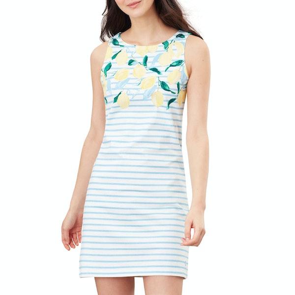 Joules Riva Print Dress