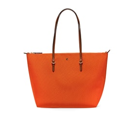 Lauren Ralph Lauren Keaton 31-tote-medium Women's Shopper Bag - Orange