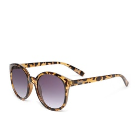 Vans Rise And Shine Womens Sunglasses - Tortoise ~ Gradient Smoke Lens