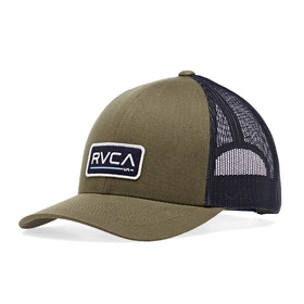 Casquette RVCA Ticket Trucker III - Olive