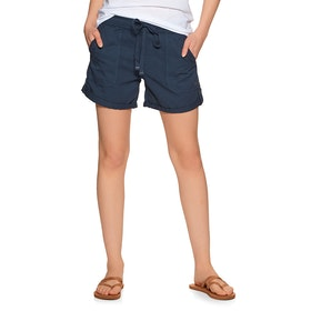 Roxy Life Is Sweeter Womens Shorts - Mood Indigo