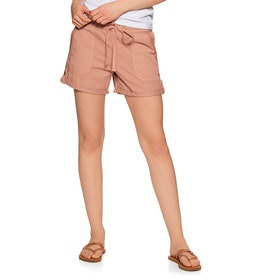Roxy Life Is Sweeter Womens Shorts - Cafe Creme