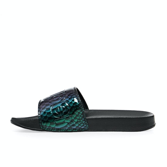 Superdry Classic Pool Womens Sliders