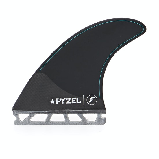 Futures Pyzel 5-fin Set Honeycomb/carbon Fin
