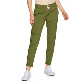 Burton Joy Trousers - Pesto Green
