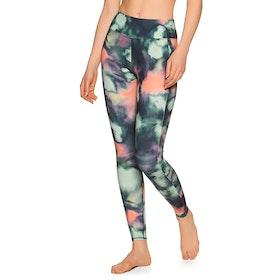 Leggings Femme Burton Luxemore - Aura Dye