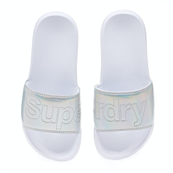 Superdry Classic Pool Womens サンダル
