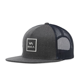 RVCA Va All The Way Truck Cap - Charcoal Grey
