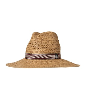 Volcom Stone Tramp Straw Hat - Natural