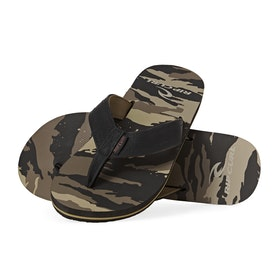 Rip Curl Ripper Sandals - Camo Brown