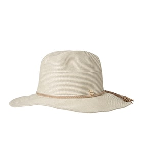Sombrero Mujer Seafolly Packable Coyote - Natural