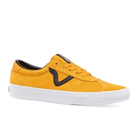 Chaussures Vans Sport - Cadmium Yellow True White