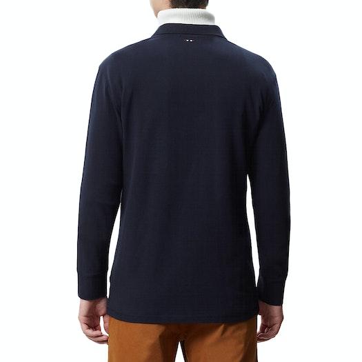 Napapijri Taly 2 Long Sleeve Polo-Shirt