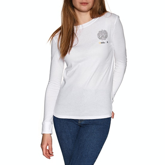 Element National Geographic Womens Long Sleeve T-Shirt