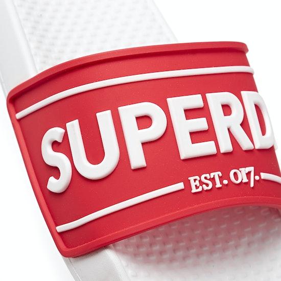 Superdry Edit Chunky Womens Sliders