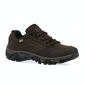 Chaussures de marche Merrell Moab Adventure Lace Waterproof - Dark Earth