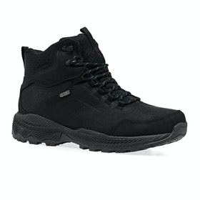 Merrell Forestbound Mid Walking Boots - Black