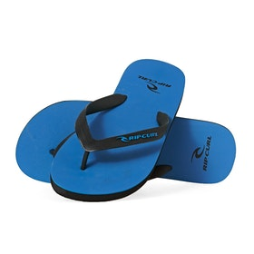 Rip Curl Mc+ Sandals - Mid Blue Wash