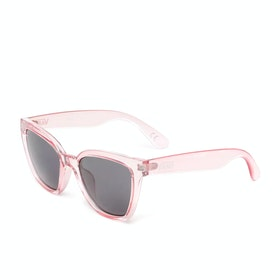 Gafas de sol Vans Hip Cat - Translucent Fuchsia Pink Smoke Lens
