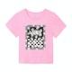 Vans Boxed Rose Girls Short Sleeve T-Shirt