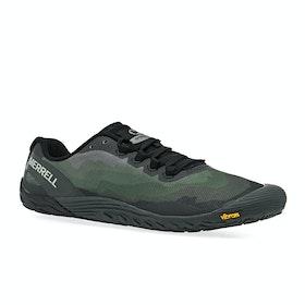 Merrell Vapor Glove 4 Barefoot Shoes - Black