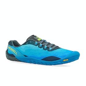 Merrell Vapor Glove 4 Barefoot Shoes - Mediterranian Blue